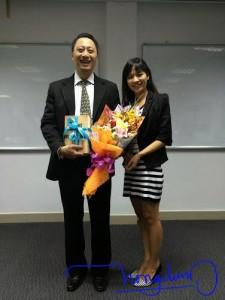 Alan Phan, doanh nhân, marketing, Nguyễn Thị Hồng Dung, nội thất, Nội Thất Khải Hồng, Trần Du Lịch,