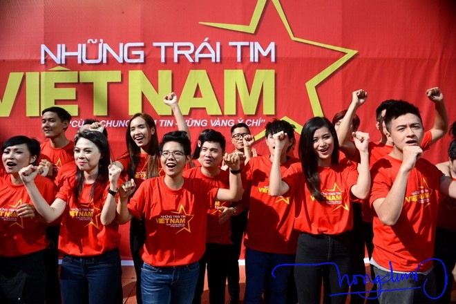biểu tình tại Bình Dương, Tình hình biển đông, Việt Nam, yêu nước,