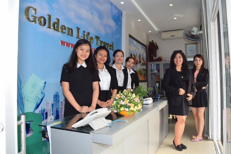 Nguyen Thi Xuan Lan - CEO Golden Life 1