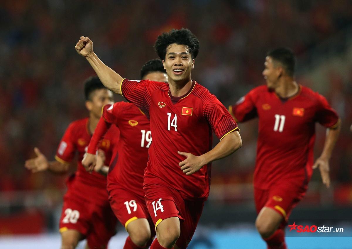 Cong Phuong U23 Viet Nam