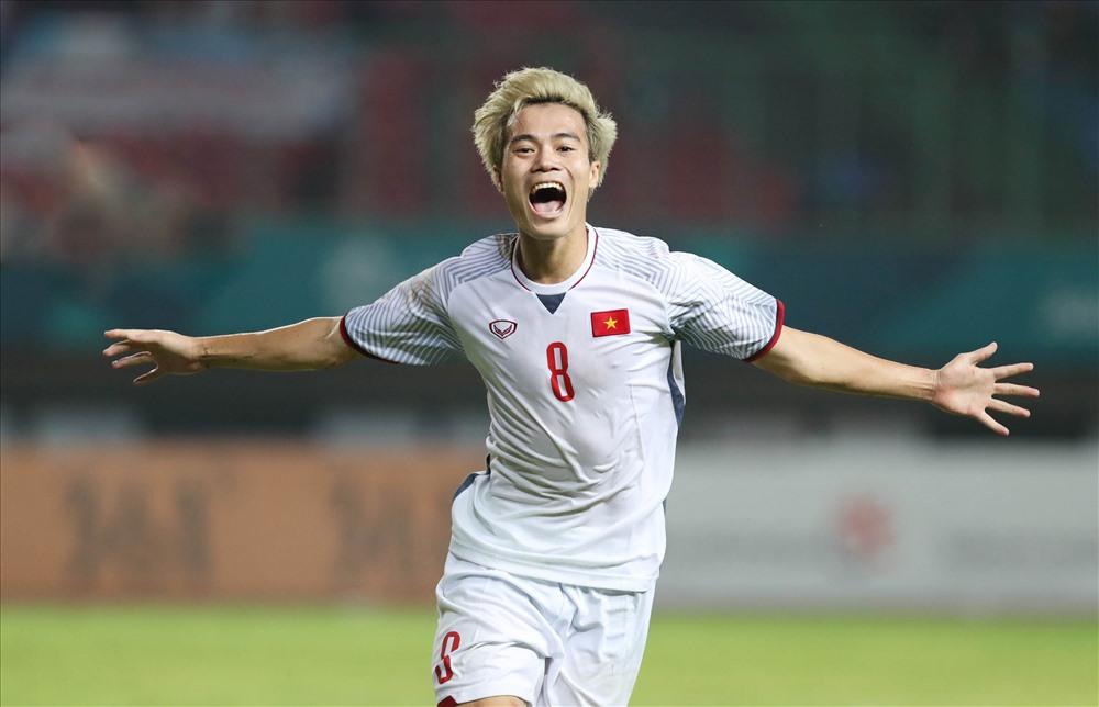 Van Toan U23 Viet Nam