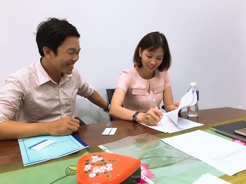 Hop tac My Nghe Viet - Nguyen Thi Hong Dung3